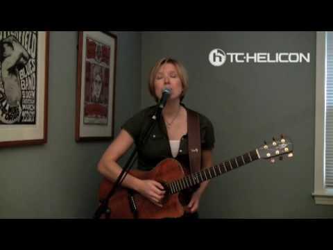 Harmony-G XT and Laura Clapp Davidson - vocal harmony