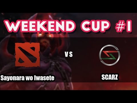 Sayonara wo Iwasete vs SCARZ - Weekend Cup #1