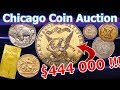 Rare Gold Coins Shine at Chicago 2018 Coin Auction