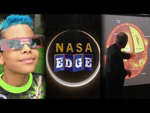 NASA EDGE Solar Eclipse2017 Preview
