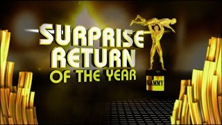 "2014 WWE Slammy Awards - ""Surprise Return of the Year"""