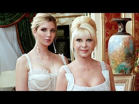 The Truth About Ivanka And Ivana's Relationship