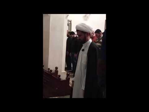 Haci Rza Cümə xütbəsi (İnsanin təlaşi )14.12.2018