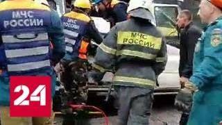Страшная авария в Тверской области - Россия 24