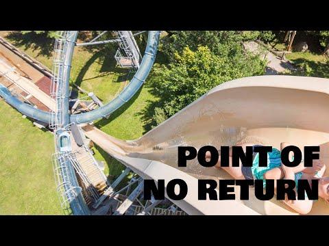 Point Of No Return (HD POV) Noah's Ark Waterpark, Wisconsin Dells, WI
