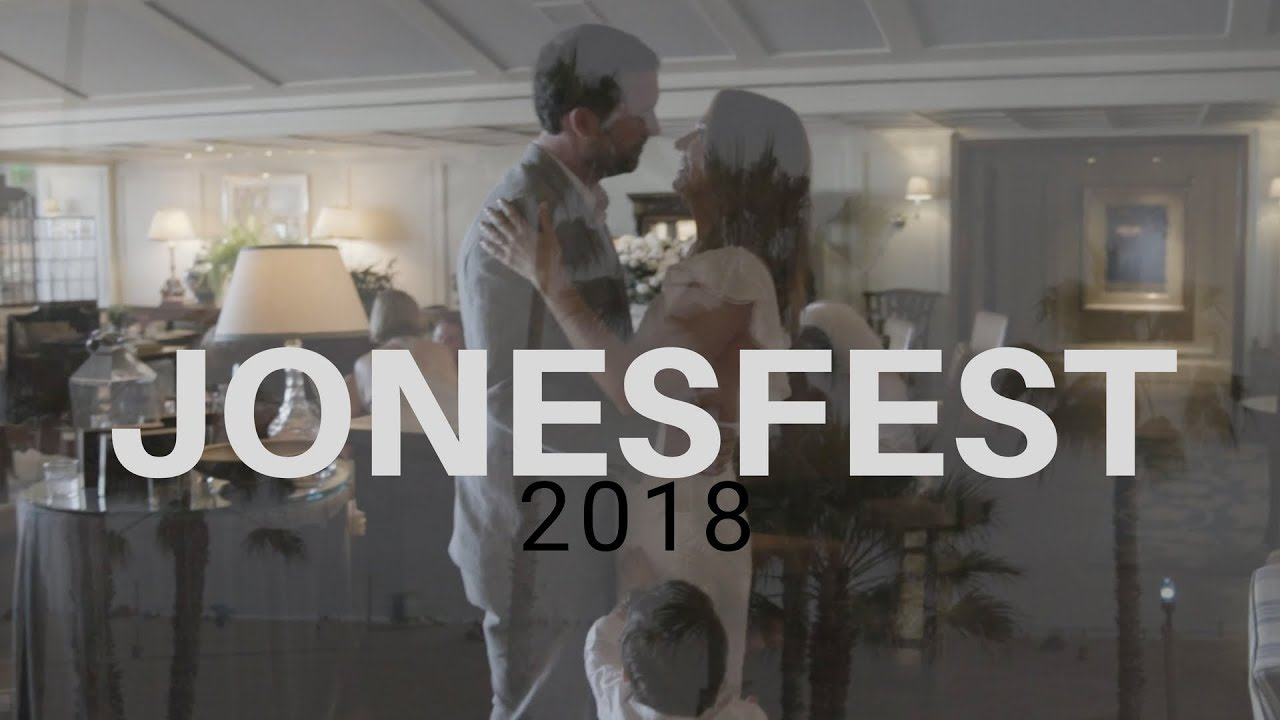 California Wedding Video: JonesFest 2018