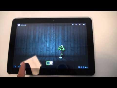 Test khả năng định vị với Google Map, xem ảnh & video 720p với Galaxy Tab 10.1