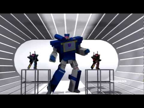 GANGNAM STYLE ft. TFs - 2 million view video