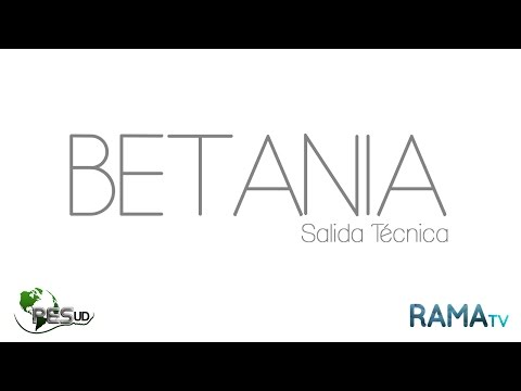 Salida Técnica PES | Hidroeléctrica Betania