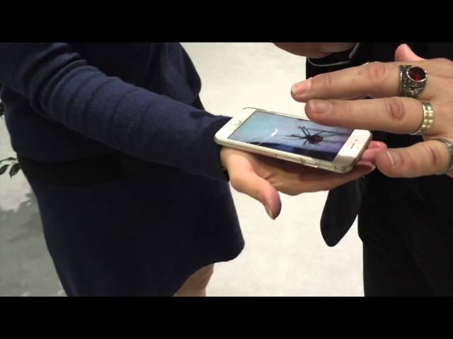 magicien ipad : magie digitale avec un iphone