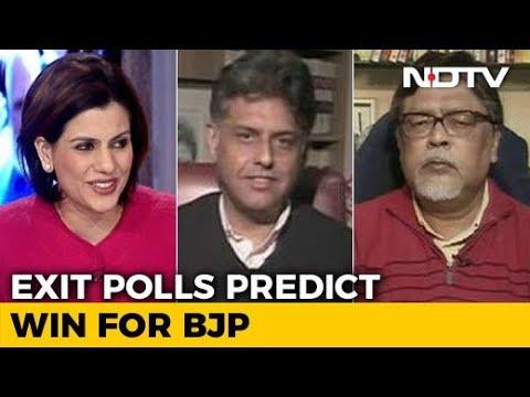 Mission Gujarat: All Exit Polls Predict Win For BJP