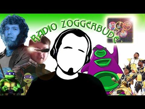 Radio Zoggerbude - April 2016 - X-Men, Wrestlemania 32, Transdimensional Turtles