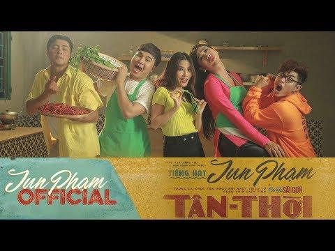 Tân Thời (Cô Ba Sài Gòn OST) - Jun Phạm   Official MV