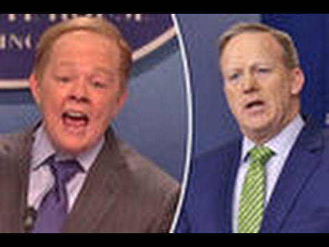 Thumbnail: 'S.N.L.' Goes After Trump Again, With Melissa McCarthy as Sean Spicer