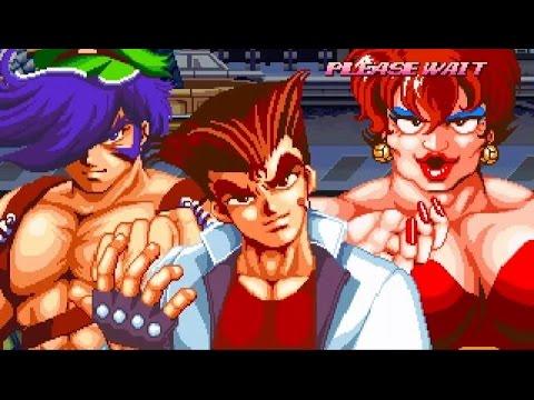 【Neogeo】くにおの熱血闘球伝説 くにおチーム「くにおくん幻の作品」【920kun】