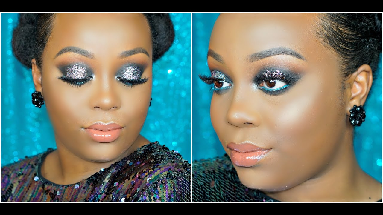 Exelent Prom Makeup For Black Dress Pictures