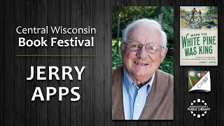 video thumbnail: Wisconsin Logging History with Jerry Apps