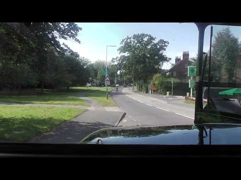 002 Route 330 St Albans to Hemel Hempstead (front seat)