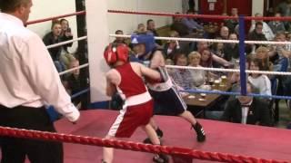 Daniels Sidorenko first boxing fight!!!
