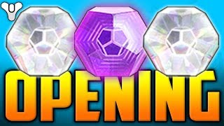 Destiny 2 - CHEEKY 30+ ENGRAM OPENING - Curse Of Osiris Loot Bright & Legendary Engrams