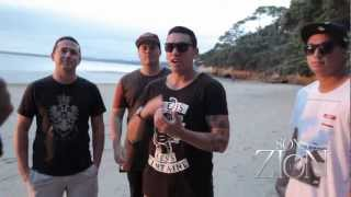 "Sons of Zion - C4 Interview for ""Tell Her"""