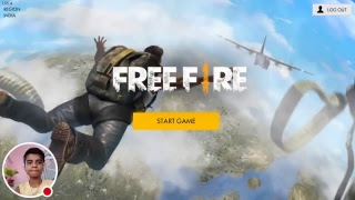 Introducing FREE FIRE!!!live stream