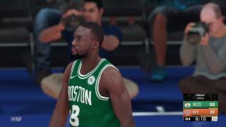 Nba 2k19 Tacko Fall mycareer