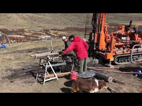 Virtual site visit: Pumphouse lower montane shale drilling