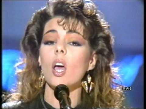 Sandra Loreen Disco Ring Italy 1986 Youtube