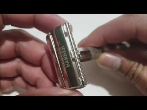 A Closer Look at The Master Barber Classic Safety Razor