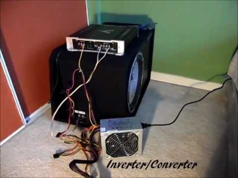 Car StereoSubwoofer Set UpInstall In HomeHouse How To YouTube
