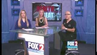 Dr. Ayala Talks About Pollogen Treatment TriPollar On Fox 2 KFXV