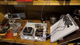 Atmospheric generator  ( Свободная энергия) собираем атмосферный заряд.