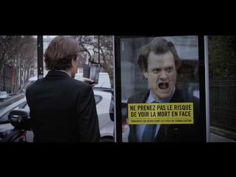 The Crash Billboard | Serviceplan France | DRIEA