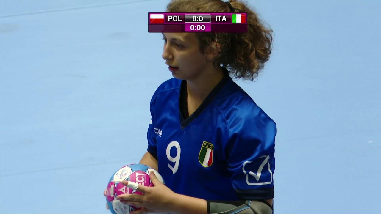 W17 EHF Championship: Poland - Italy 27-30