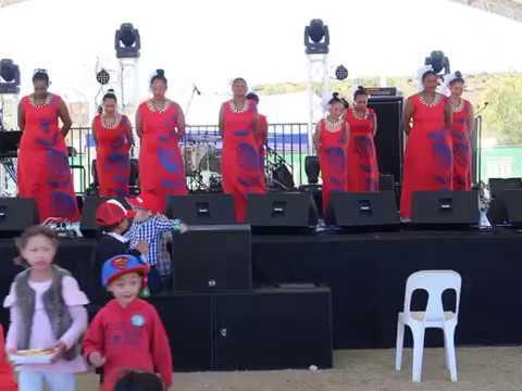 Samoa e, maopoopo mai Dance