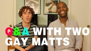 Baixar Q&A With Two Gay Matts