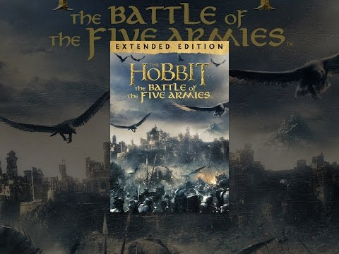 Download The Hobbit: The Battle of Five Armies Extended Edition
