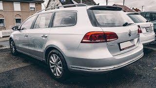 Выбираем Passat Variant /// Автомобили Из Германии