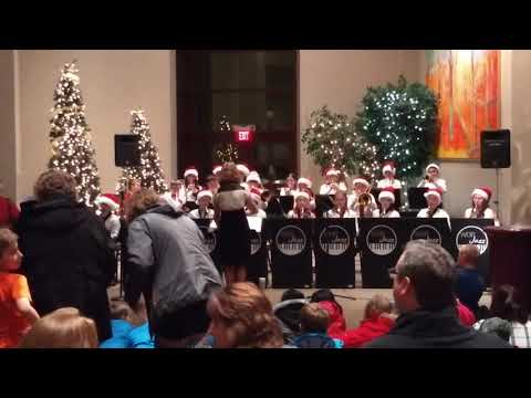 West De Pere Middle School Holiday Concert 2017