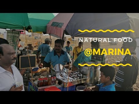 Natural food in Marina@5, opp to V.house|| Chennai's tasty and healthy food
