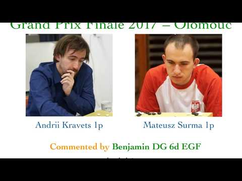 EGPF: Andrii Kravets 1p - Mateusz Surma 1p by Benjamin DG 6d EGF