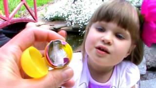Открываю киндер сюрприз Серия малыши маленький Котенок #Matilda