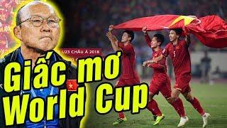 Lời gan ruột của thầy Park về ước mơ World Cup của bóng đá Việt Nam