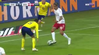Sweden vs Denmark - Highlights & Goals | 02/06/2018
