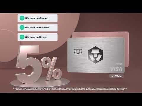 Crypto.com Visa Card