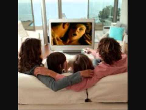 Media influence on teens video