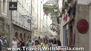 Tour the Lively Streets of UNESCO World Heritage Salzburg, Austria Part 2 of 3(, 2013-08-20T14:26:19.000Z)