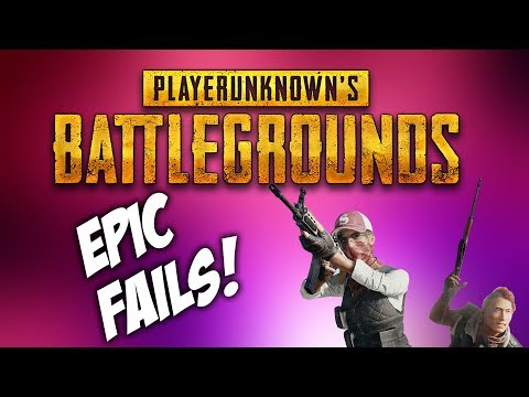 THE FUNNIEST PUBG FAILS! My Favorite Video In Years!