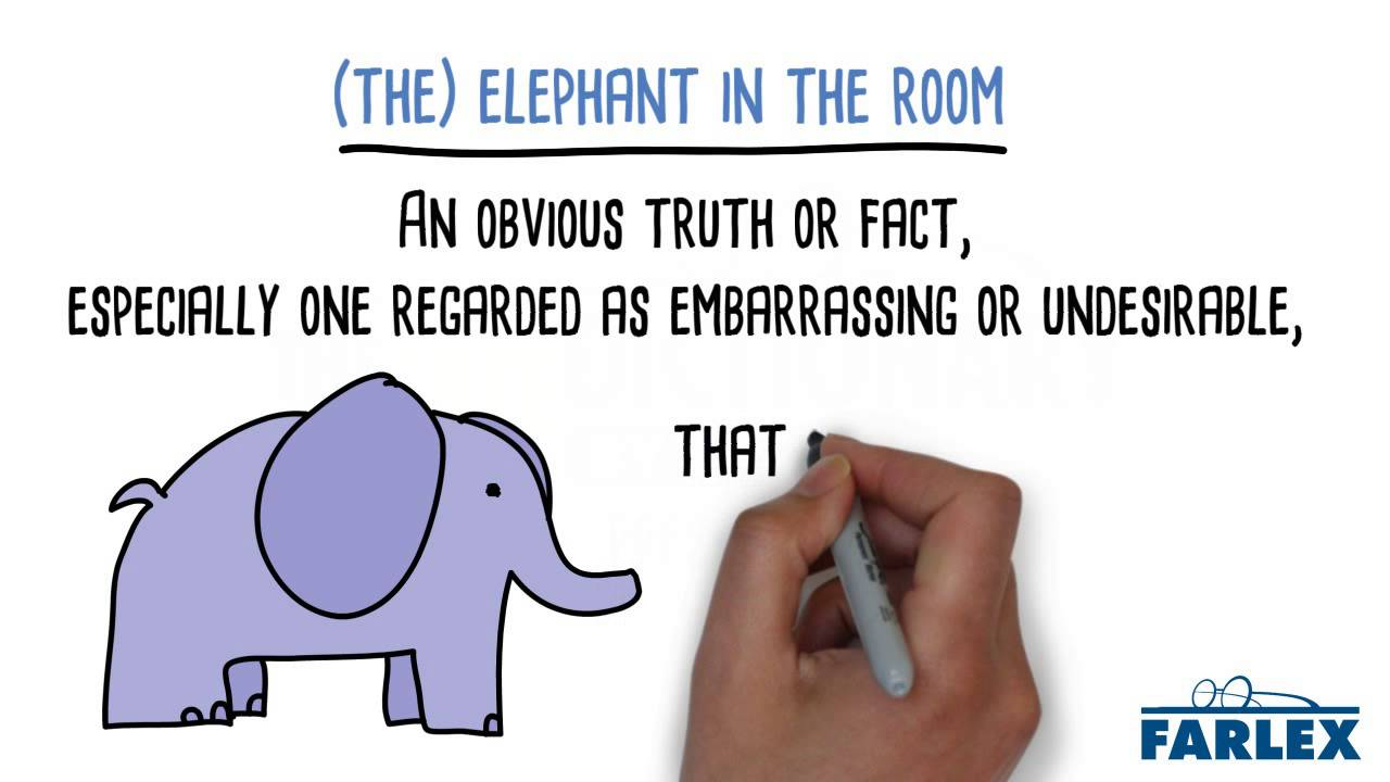 Elephant   Idioms by The Free Dictionary